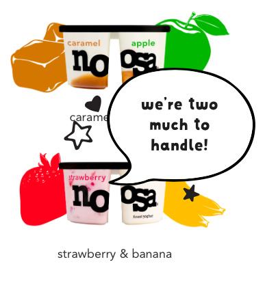 Banana Strawberry Noosa Shani P.