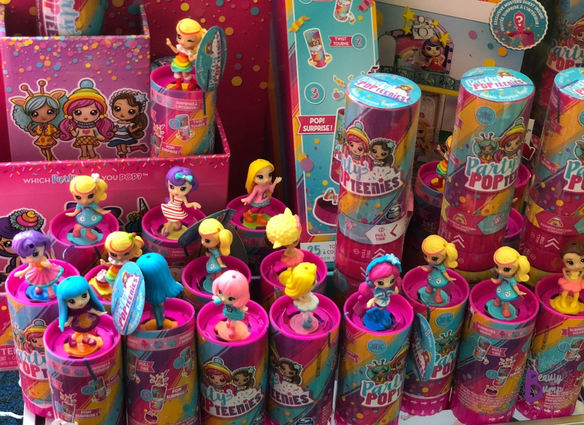 Party Popteenies Surprise Popper with Confetti Sweet Suite 2018