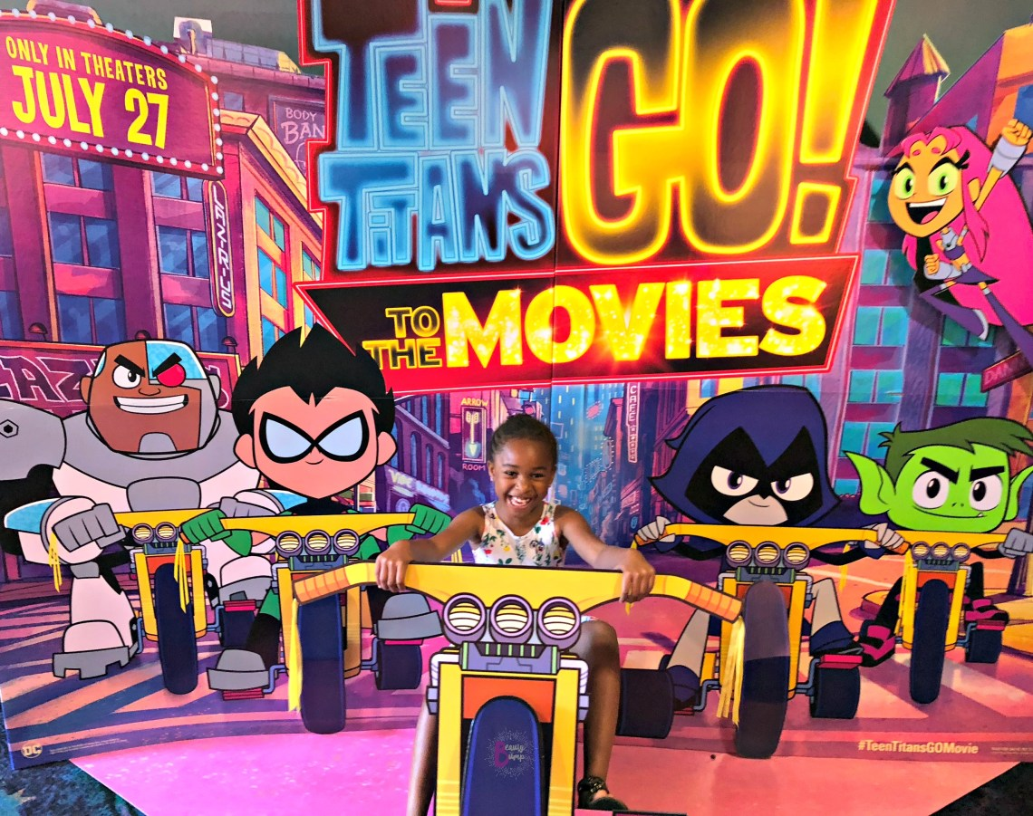 Teen Titans Go! To The movies July 27