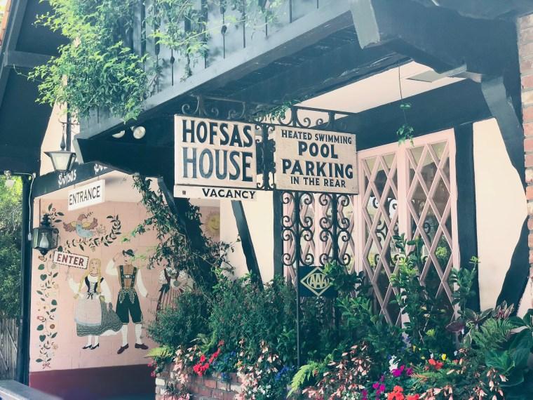 Hofsas House Hotel Exterior
