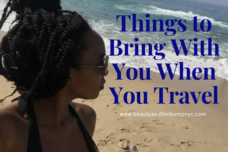 Things to Bring with You When You Travel MIRALax