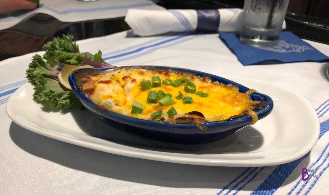 Deanie's Seafood Crabmeat Au Gratin