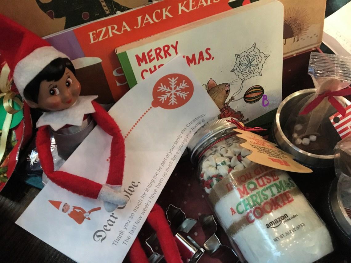 Elf on the Shelf Annabella
