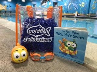 Gift a Golden Swim Experience with Goldfish Swim School Swim Lessons