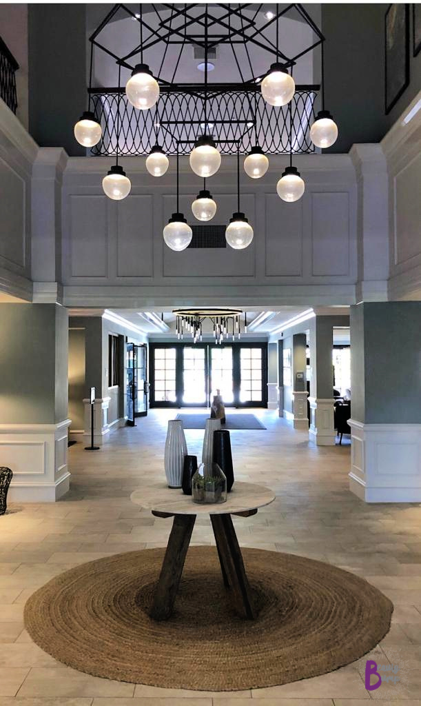 Lobby at Miramonte Resort & Spa