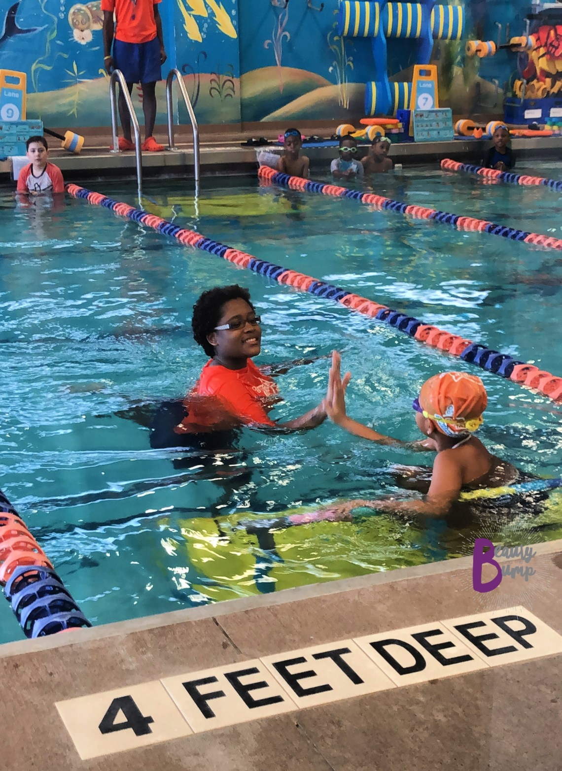 Goldfish Swim School - Garden City Pro 2 Class