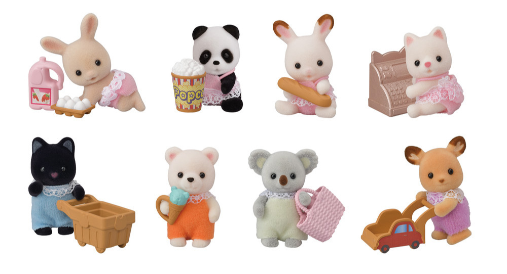 Calico Critters Nursery Collection blind Bags