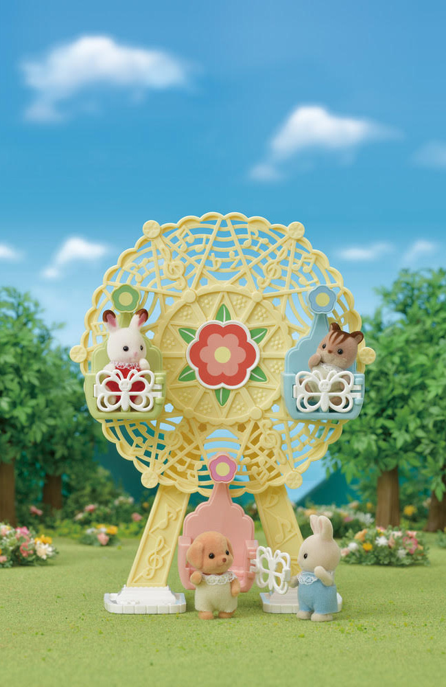 Calico Critters Nursery Collection Ferris Wheel