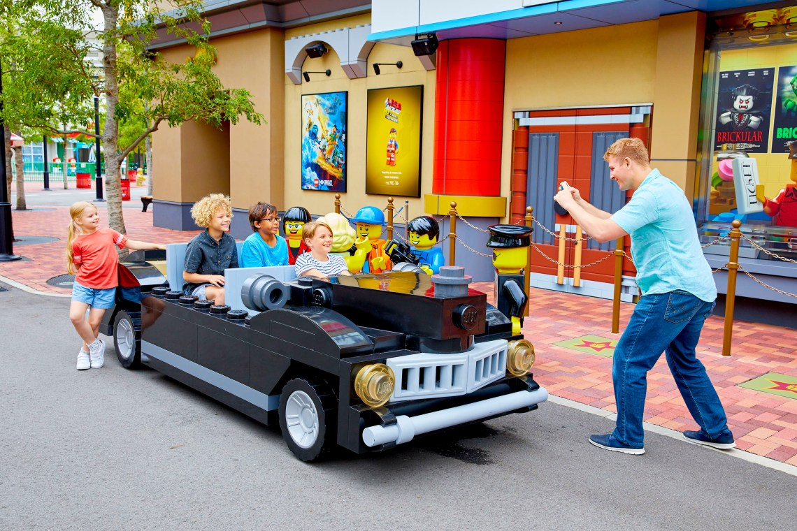 LEGO City Limousine LEGOLAND® New York Resort
