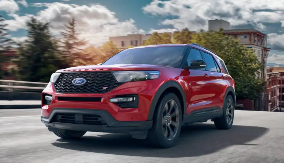 2019 Ford Explorer ST