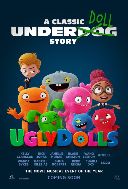 UglyDolls Movie STXfilms