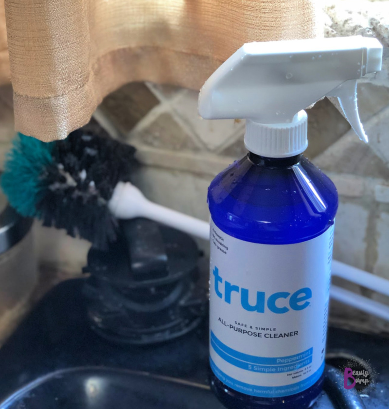 truce Safe & Simple All-Purpose Cleaner ingredients