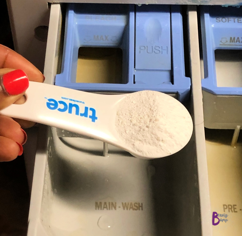 truce Safe & Simple Laundry Powder detergent