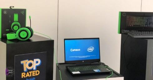 HP Pavilion Gaming Laptop Kraken Grn 2019