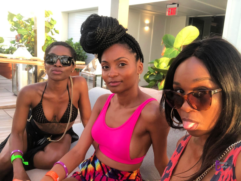 SLS Baha Mar was the perfect location for a girlfriends getaway. We were able to reconnect and have fun!