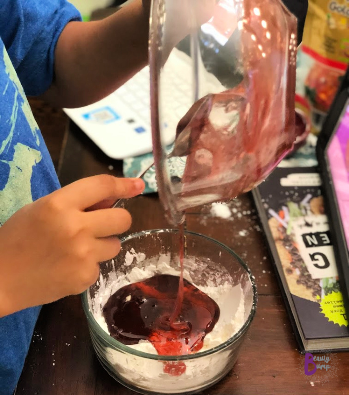 This week, which makes week #3 of Camp Warner Bros., in honor of the all-new release ofWe Bare Bears: The MovieI am sharing a fun sensory activity to do with your children: making gummy ear slime! Get ready for loveable bear hugs, digital culture references, life lessons while enjoying your gummy bear slime!