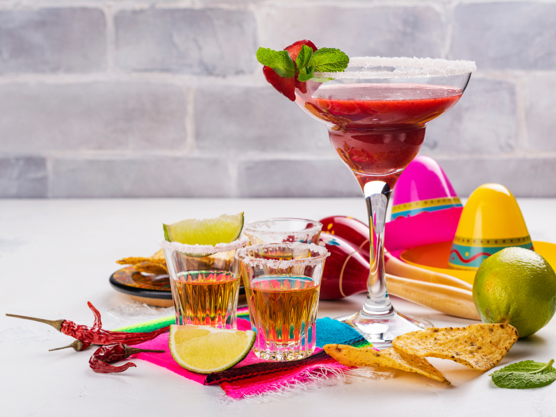 Get the party started! Family & friends will enjoy any of these 20 Cinco de Mayo Desserts & Cocktails during your Cinco de Mayo Celebration.