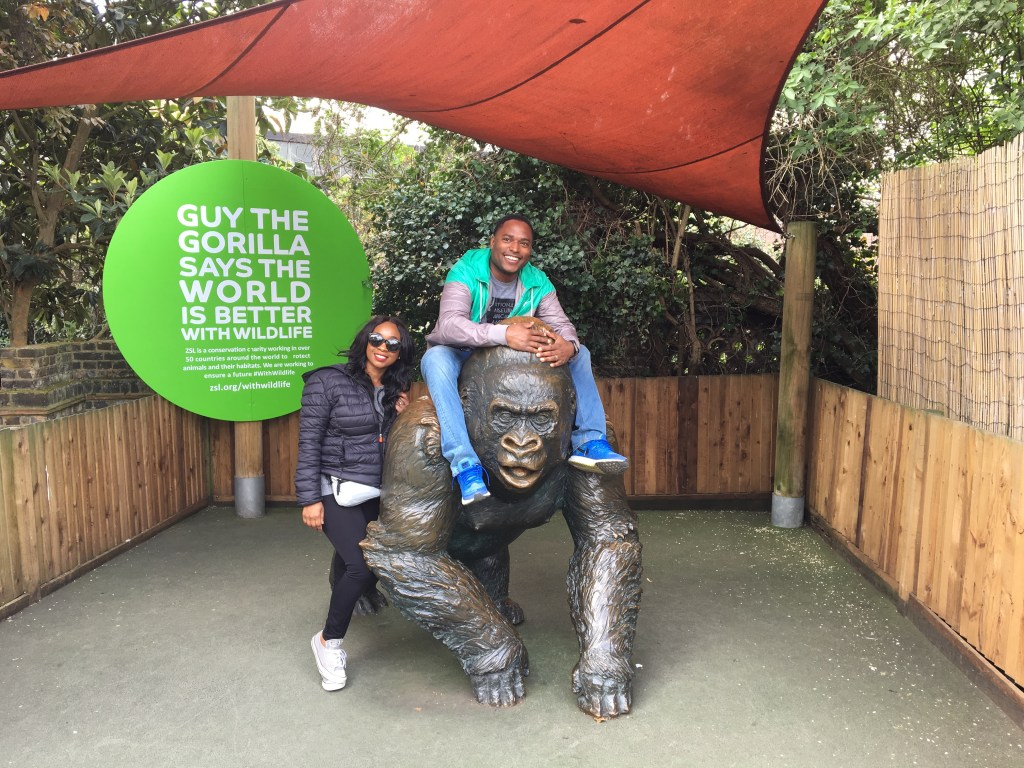 ZSL London Zoo This is the world's oldest scientific zoo having been opened in 1828!