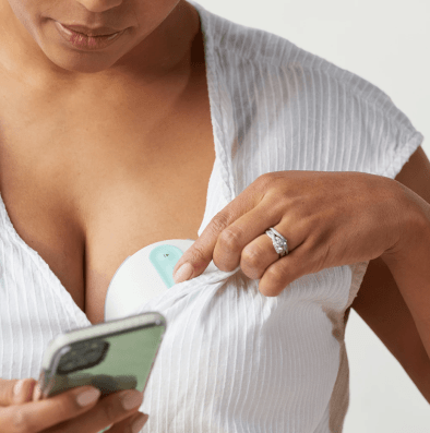 Meet the hands-free breast pump that fits in your bra and goes where you go. Our patented, no-spill technology lets you pump smarter and fully wireless. More comfort. More control. And 20% more milk*.