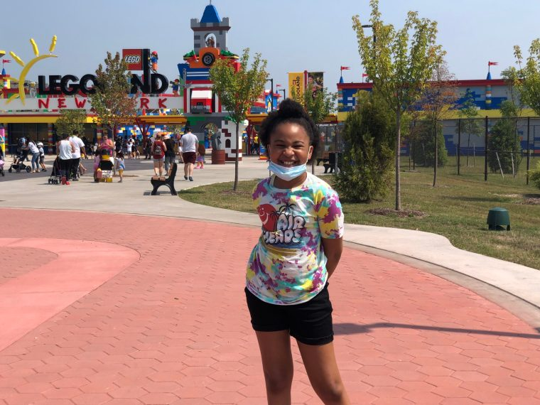 Our family visited LEGOLAND New Yorkin Goshen, NY a family-focused theme park with rides and attractions geared towards kids ages 2–12.