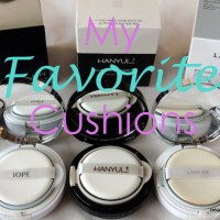 All My Cushion: Ranking My Favorite Cushion Compacts