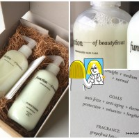 All Tressed Up: Function of Beauty Review-Personalized Shampoo & Conditioner