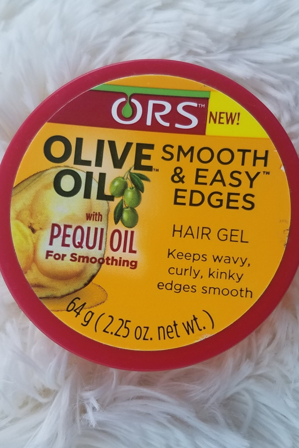 Organic Root Stimulator Olive Oil with Pequi Oil Edge Control Gel| Review