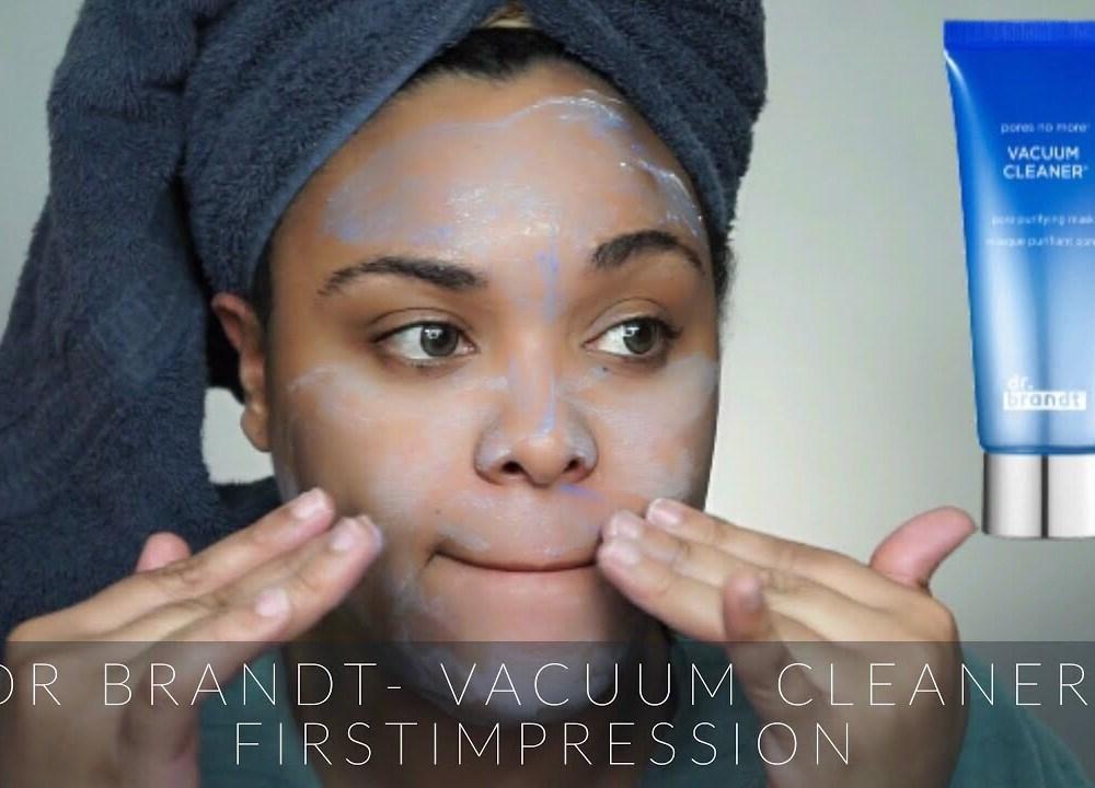 Dr Brandt Vacuum Cleaner | First Impression