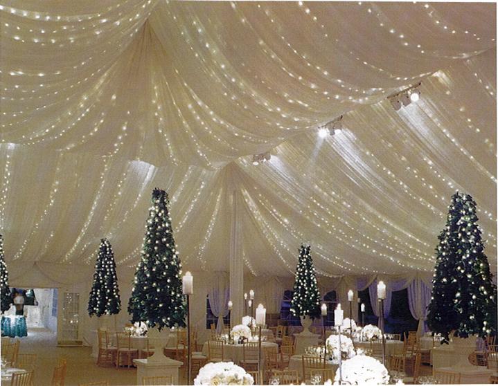 fabric-tent-wedding-decoration