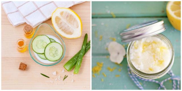 Homemade Skin Remedies