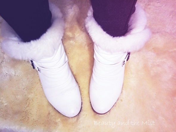 white-boots
