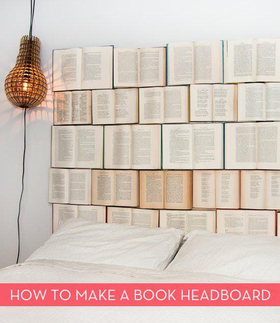 book-headboard