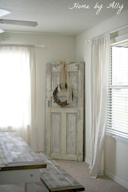 old-door-decoration