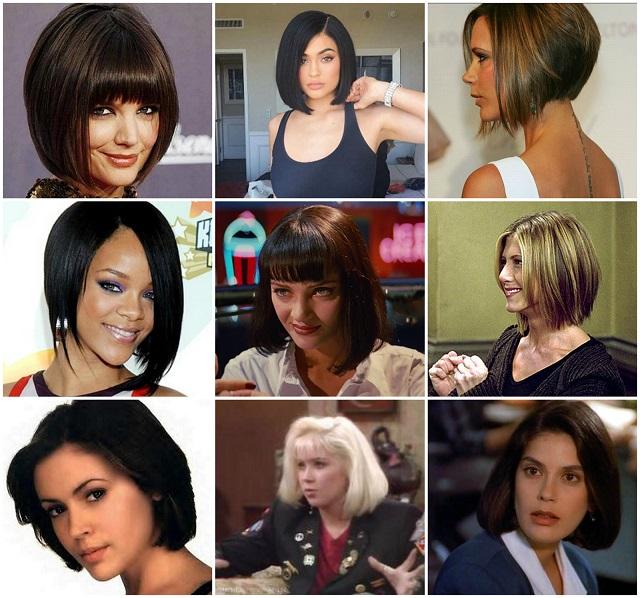 14 Famous Bob Haircuts