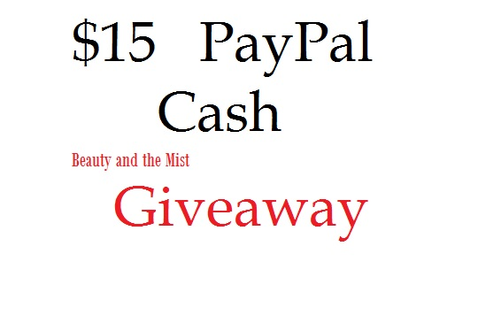 $15 PayPal Cash Giveaway (international) - CLOSED - Beauty
