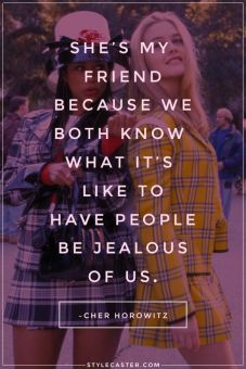 clueless quote