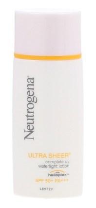 Neutrogena Water Light
