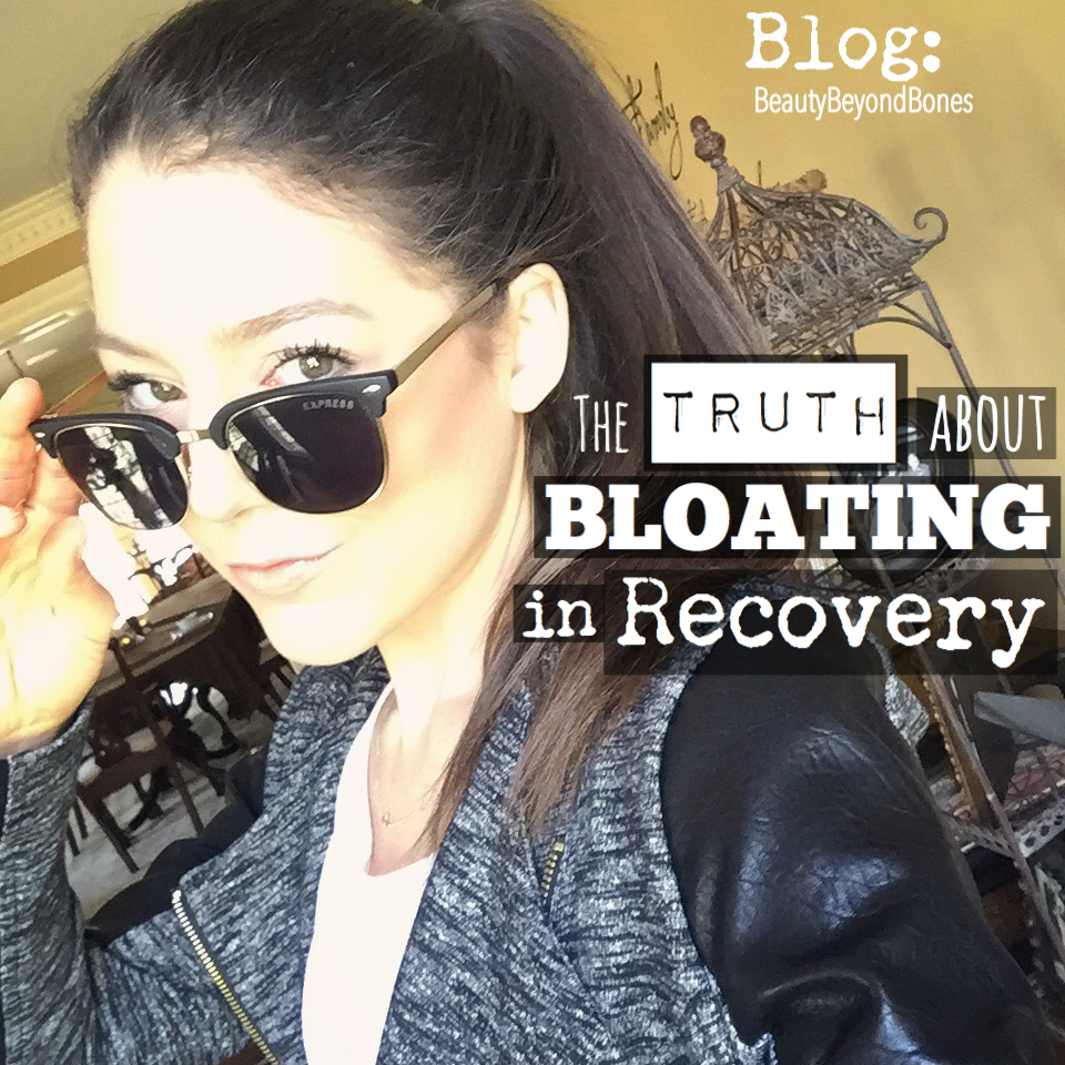 The Truth about Bloating in Recovery