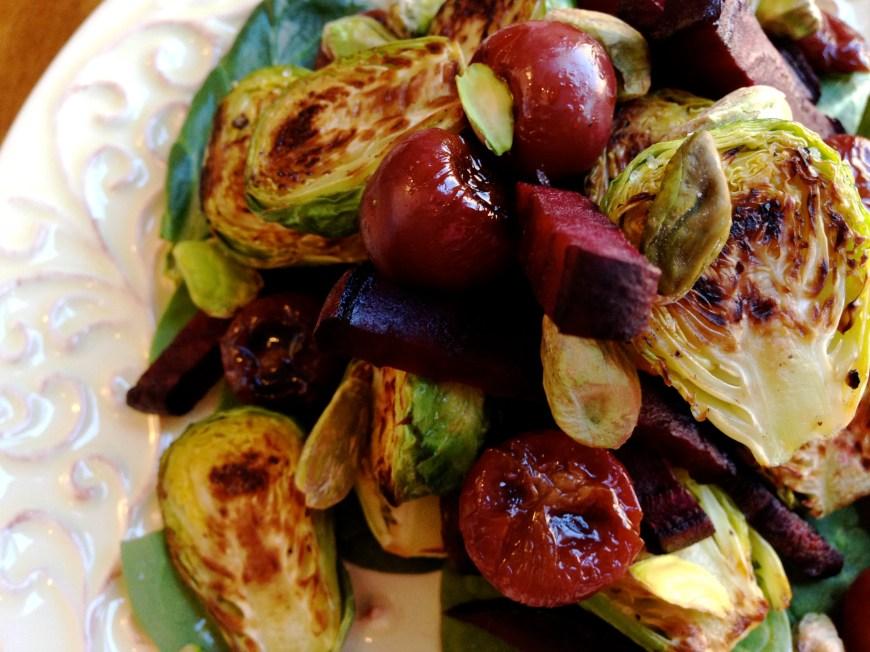 Best Ever Brussels Sprouts by BeautyBeyondBones #glutenfree #vegan #paleo #specificcarbohydtratediet #edrecovery #food #vegetarian #dairyfree