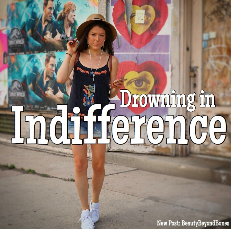 Drowning in Indifference
