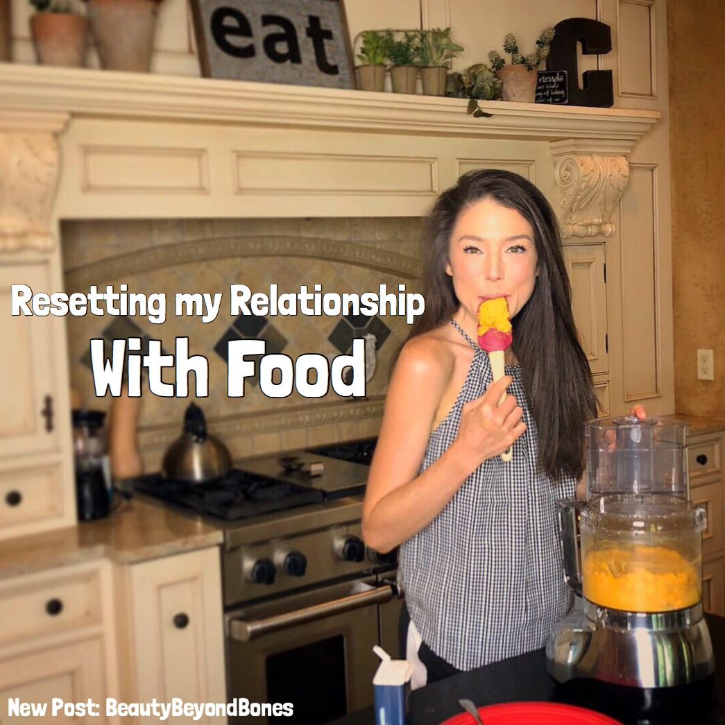 Resetting My Relationship with Food