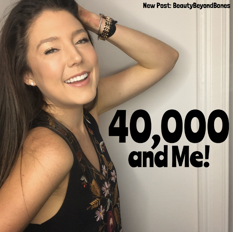 40,000 and Me!