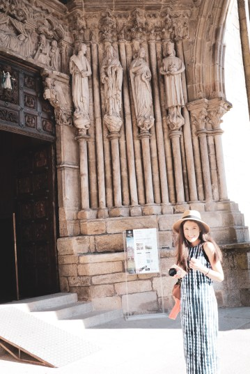 On the El Camino de Santiago in Spain! #beautybeyondbones #travel #catholic