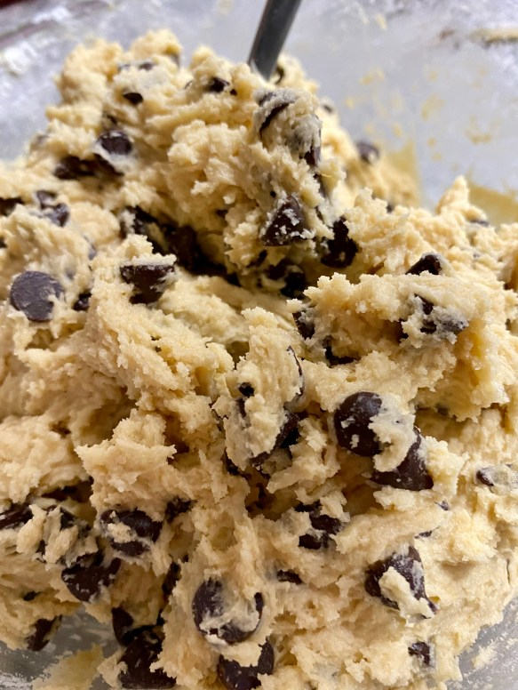 The BEST Chocolate Chip Cookies by BeautyBeyondBones #edrecovery #food #cookies #dessert #chocolate #yum #baking