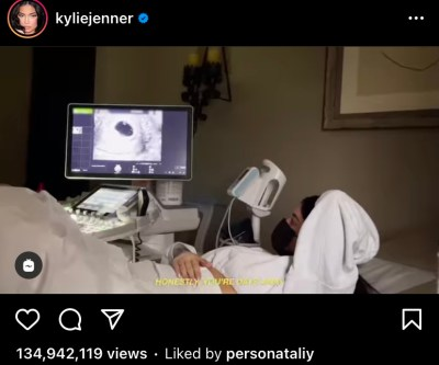 Kylie Jenner announces her pregnancy with a powerful prolife video that has been seen by 135 MILLION people. In the shadow of the Texas Abortion Law, will this famous young woman transform hearts? #texas #prolife #catholic #faith #kyliejenner #pregnant #christianity #womensrights #feminism #kardashian