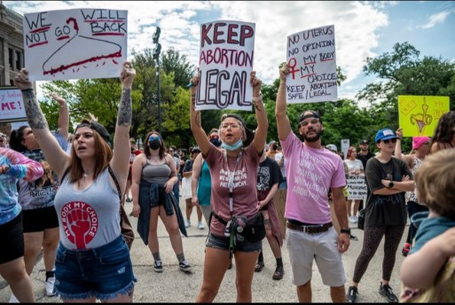 """The Texas Abortion Ban has people up in arms over this """"attack on women's rights."""" Tonight, we'll hear from a woman who has had two abortions, and what that """"privilege of choice"""" really means for the women who use it. #prolife #texas #catholic #faith #politics #christianity #god #jesus #texasabortionban #prayer"""
