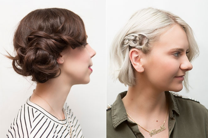 Two Easy Hairstyles For Dirty Hair Beauty Blitz