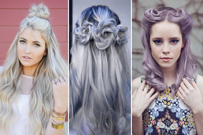 hair style and color combos