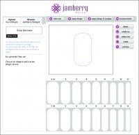Create Your Own Custom Nail Wraps With Jamberry Nails ...