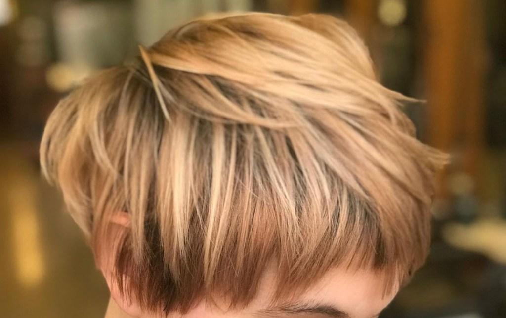 Spring 2021 Hair Trend Cropped Haircut